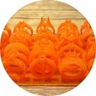 Orange resin S